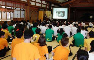第25回大本青年祭 -8月13日-