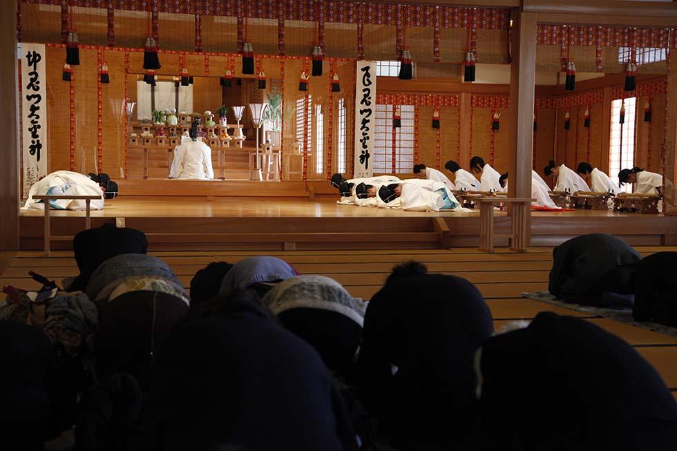 聖師毎年祭(1月19日)