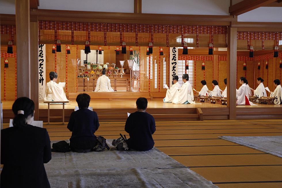 二代教主毎年祭(3月31日)