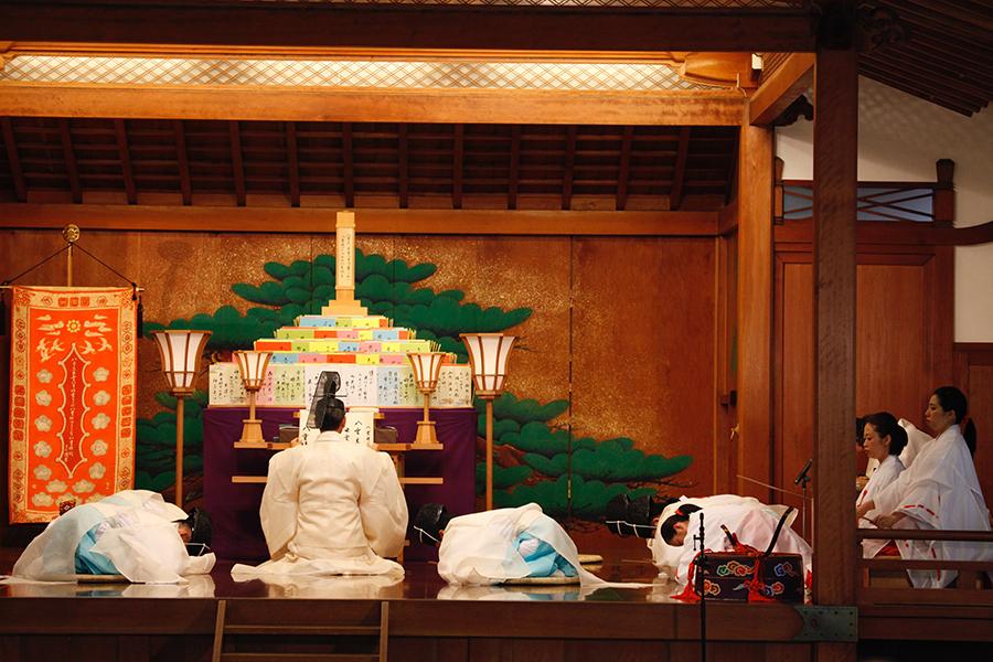 第71回大本歌祭(8月7日)